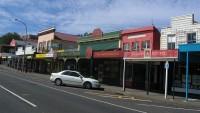 Australasian city