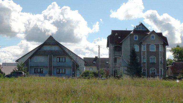 Klaipėda, Lithuania private castles