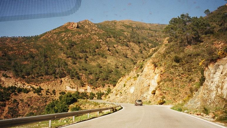 Spain temperate mediterranean climate